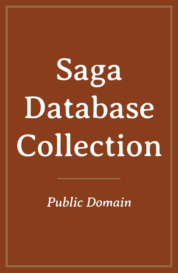 Saga Database Collection, Public Domain