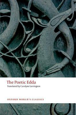 The Poetic Edda by Carolyne Larrington